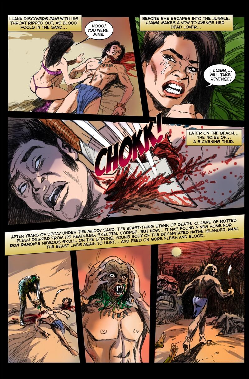 COMIC BOOKS 04 TALES OF BLOOD ISLAND SAMPLE PAGE SISTILLI & WEEKS .jpg