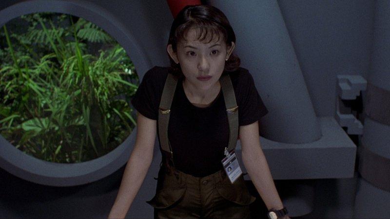 Megumi Odaka as Miki Saegusa