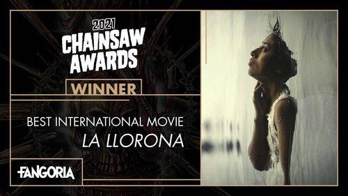 chainsaw awards la llorona.jpg