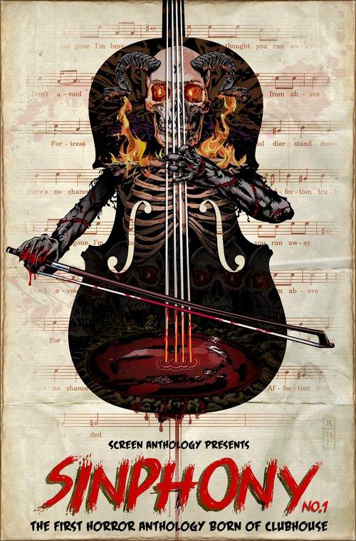 210413v03 Sinphony of Horror | Cello Silhouette | Poster.jpg