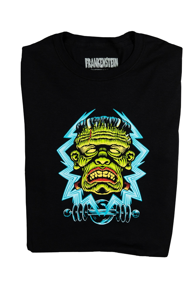 LC-Frankenstein Monster Tee Folded Front.png